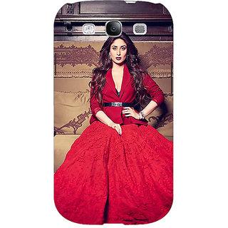 EYP Bollywood Superstar Kareena Kapoor Back Cover Case For Samsung Galaxy S3 Neo GT- I9300I 350982