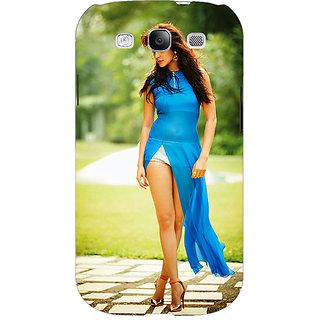 EYP Bollywood Superstar Anushka Sharma Back Cover Case For Samsung Galaxy S3 Neo GT- I9300I 350987