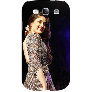EYP Bollywood Superstar Kareena Kapoor Back Cover Case For Samsung Galaxy S3 Neo GT- I9300I 351004