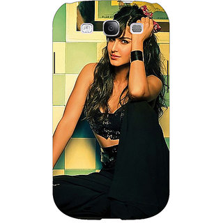 EYP Bollywood Superstar Katrina Kaif Back Cover Case For Samsung Galaxy S3 Neo GT- I9300I 351009
