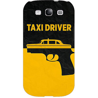 EYP Hollywood Taxi Driver Back Cover Case For Samsung Galaxy S3 Neo GT- I9300I 351095