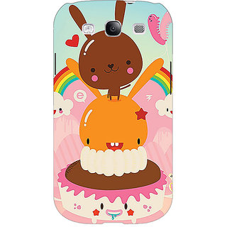 EYP Cartoons Back Cover Case For Samsung Galaxy S3 Neo GT- I9300I 351163