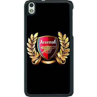 EYP Arsenal Back Cover Case For HTC Desire 816G 400504