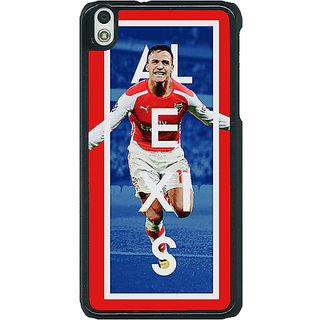 EYP Arsenal Alexis Sanchez Back Cover Case For HTC Desire 816G 400506