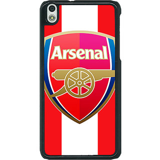 EYP Arsenal Back Cover Case For HTC Desire 816G 400509