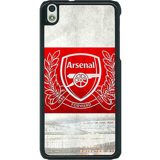 EYP Arsenal Alexis Sanchez Back Cover Case For HTC Desire 816G 400510