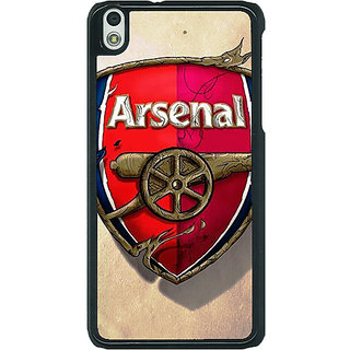 EYP Arsenal Back Cover Case For HTC Desire 816G 400515