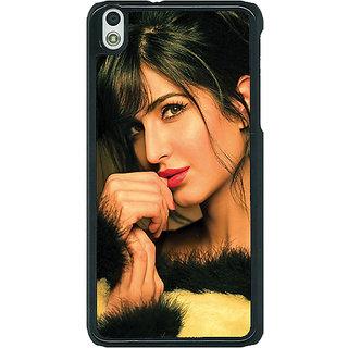EYP Bollywood Superstar Katrina Kaif Back Cover Case For HTC Desire 816G 401056