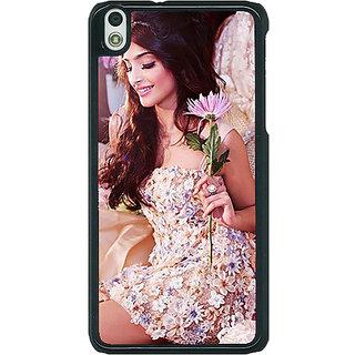 EYP Bollywood Superstar Sonam Kapoor Back Cover Case For HTC Desire 816G 401063