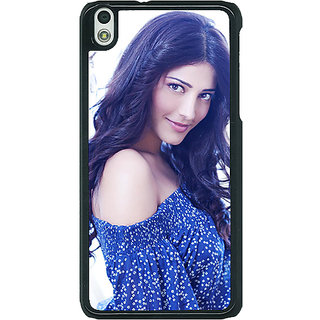 EYP Bollywood Superstar Shruti Hassan Back Cover Case For HTC Desire 816G 401065