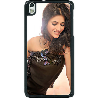 EYP Bollywood Superstar Shruti Hassan Back Cover Case For HTC Desire 816G 401066