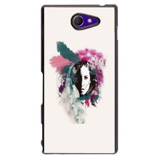 Sony Xperia M2 - Shaded Prince 2D Mobile Case Cover