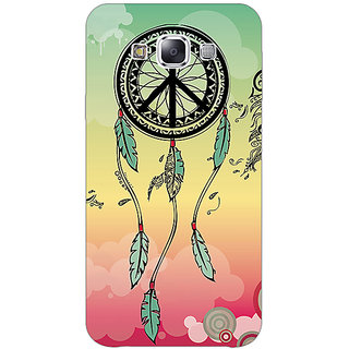EYP Dream Catcher  Back Cover Case For Samsung Galaxy E7
