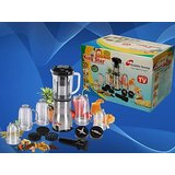 king star juicer,mixer ,grinder with free magic chopper and najar raksha kawach