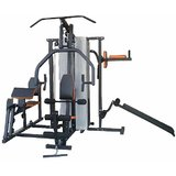 NOVAFIT Multi Station Gym 3980 With 2 Weight Stacks For Commercial & Domestic Purpose