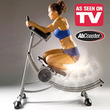 AB COASTER WITH METER FOR 6 PACK NEW 2012 MODEL SAME AS SEEN ON T.V