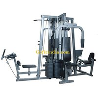 Toppro Multi Station Gym 400 With 4 Weight Stacks For Commercial & Domestic Purpose