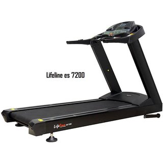 Lifeline Motorized Treadmill AC- 8000 G for Commercial or Domestic Use available at ShopClues for Rs.120750