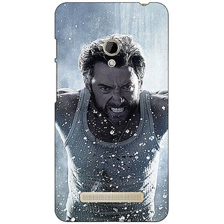 EYP Wolverine Hugh Jackman Back Cover Case For Asus Zenfone 5