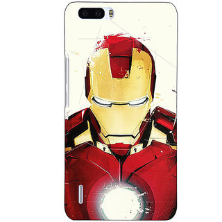 EYP Superheroes Ironman Back Cover Case For Honor 6 Plus