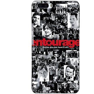 EYP Entourage Back Cover Case For Honor 6 Plus