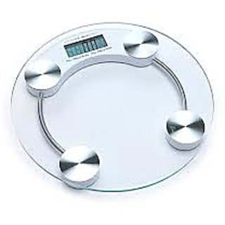 Digital Personal Weight Machine Scale Bathroom Weighing 8mm available at ShopClues for Rs.750