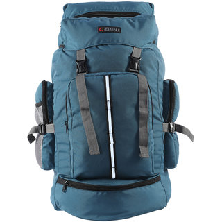 Bleu 30-40 L Fabric Blue Racksack