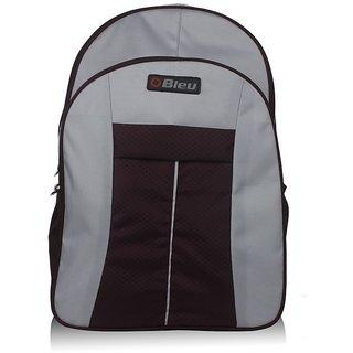 School Bag Large - Smart - Grey  Wine 119