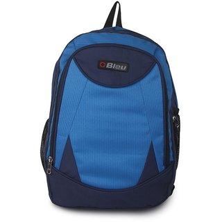 School Bag Large - Elegant - Blue 130