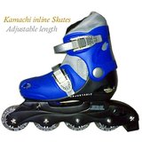 Kamachi Adjustable Inline Skates For Youngsters & Kids Foot Size 9 -to-12
