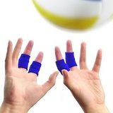 KAMACHI FINGER SUPPORT FOR WEIGHT LIFTING AND SPORTS AS PROTECTIVE EQUIPMENT
