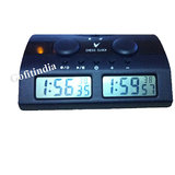 Gofitindia DIGITAL CHESS CLOCK WITH LOCKING KEY AND MORE
