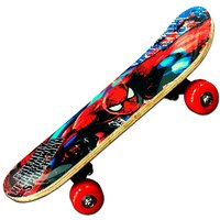 Krypton Multicolor Street Flyers 31 Inch Skateboard For Kids