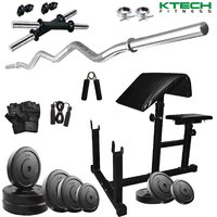 KTECH 10KG COMBO 11-WB HOME GYM