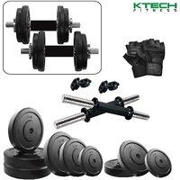 Ktech 8Kg Dmcombo 3-Wb Home Gym