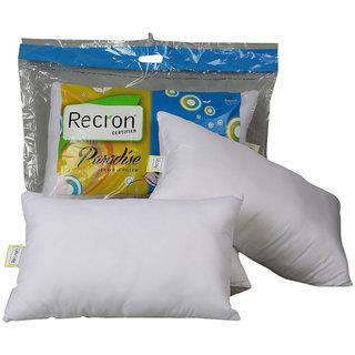 "RECRON CERTIFIED PARADISE PILLOW (size - 16X24"") (Buy 1 Get 1)"