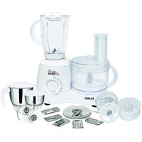 Inalsa Wonder Maxie Plus V2 700 W Food Processor (White)