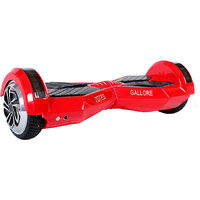 Totes Gallore Smart Ride Self Balance Electric Hoverboard Scooter - Red