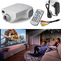 BRAND NEW MINI LED PROJECTOR FOR TV DVD AND PC