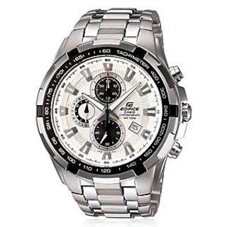 Casio Edifice 539D White Chronograph Mens Watch
