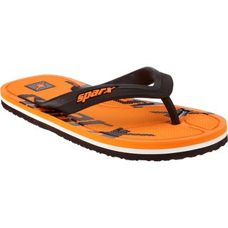 Sparx SFG-2021 Orange Slipper Size 6