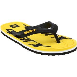 Sparx SFG-2021 Yellow Slipper Size 10