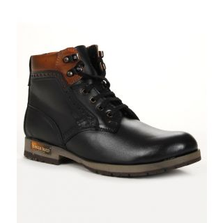 Bacca Bucci MenS  Black Casual Boots (BBMA2019A)