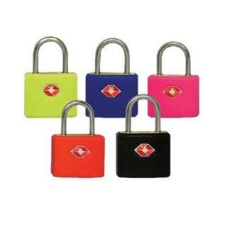1X TSA PadLock Luggage Lock With Key Best For International Travelling 1X TSA Pa