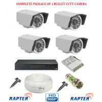 Rapter CCTV COMBO KIT, 36IR (960P) Bullet Camera