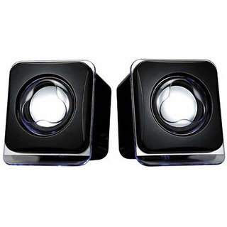 Terabyte-E-02B-(USB-powered)-2.0-mini-Desktop-Speakers-Black