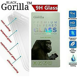Black Gorilla Premium Tempered Glass For Samsung Galaxy S Duos 2 7582 available at ShopClues for Rs.349