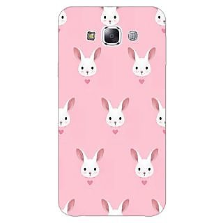 EYP Rabbit Back Cover Case For Samsung A8