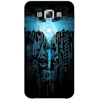 EYP Superheroes Batman Dark knight Back Cover Case For Samsung A8