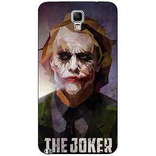 EYP Villain Joker Back Cover Case For Samsung Note 3 Neo